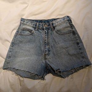 John Galt- Brandy Mellville Cutoff shorts